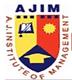 AJ Institute of Management - [AJIM], Mangalore logo