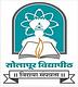 Punyashlok Ahilyadevi Holkar Solapur University, Solapur logo
