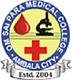 Om Sai Para Medical College, Ambala logo