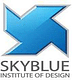 Skyblue Institute of Design, Ahmedabad logo