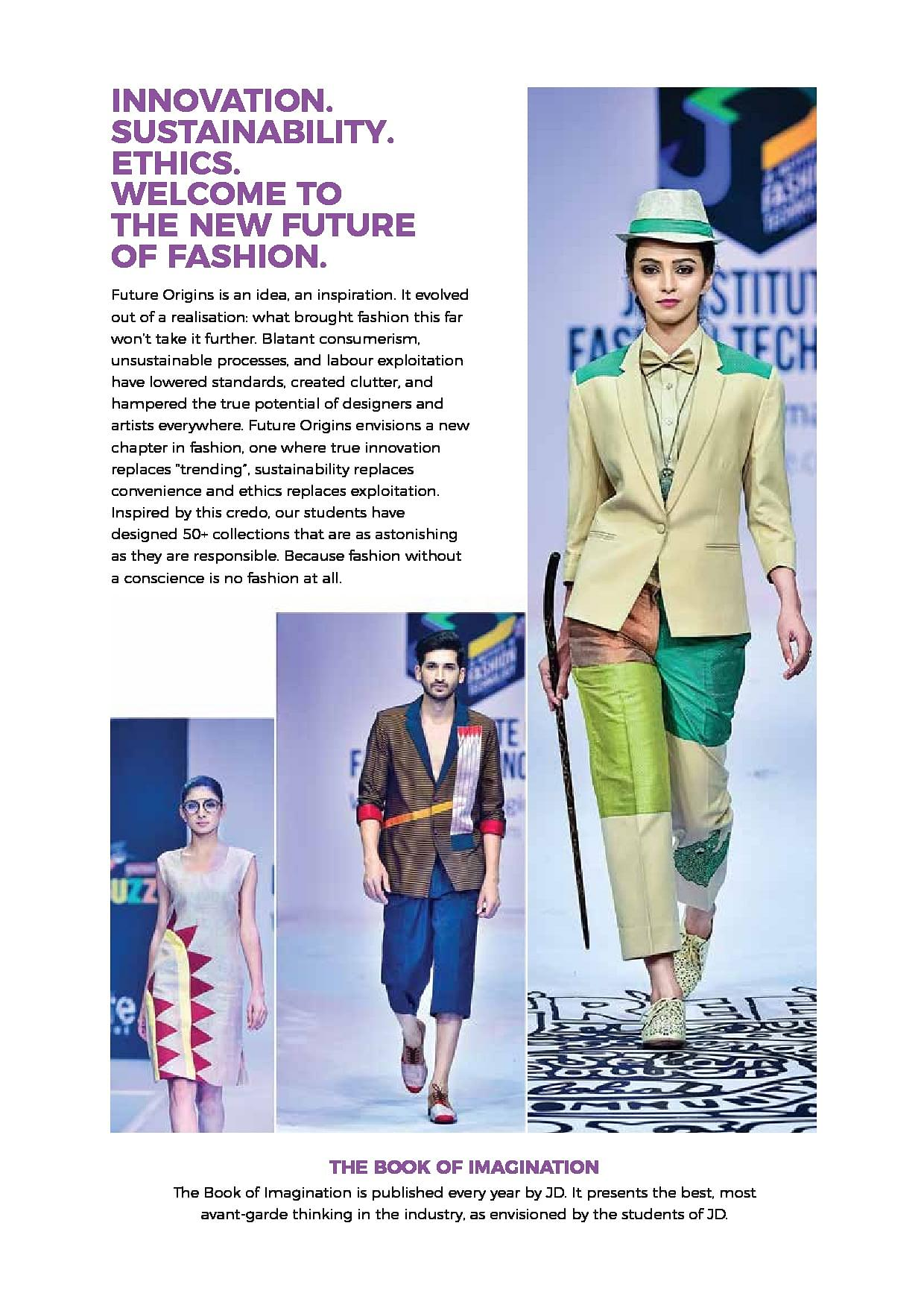 Jd Institute Of Fashion Technology Mumbai Fee Structure Courses Admission Cutoff