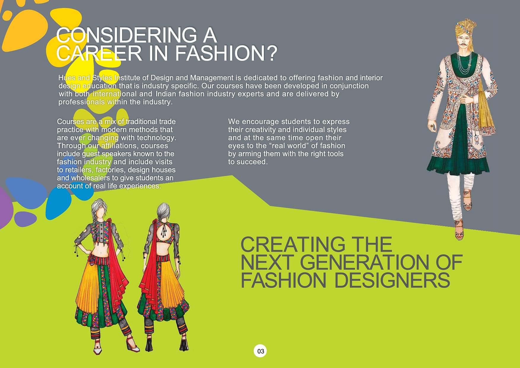 Hues Styles Institute Of Design And Management Courses Fee Contact Address Admission