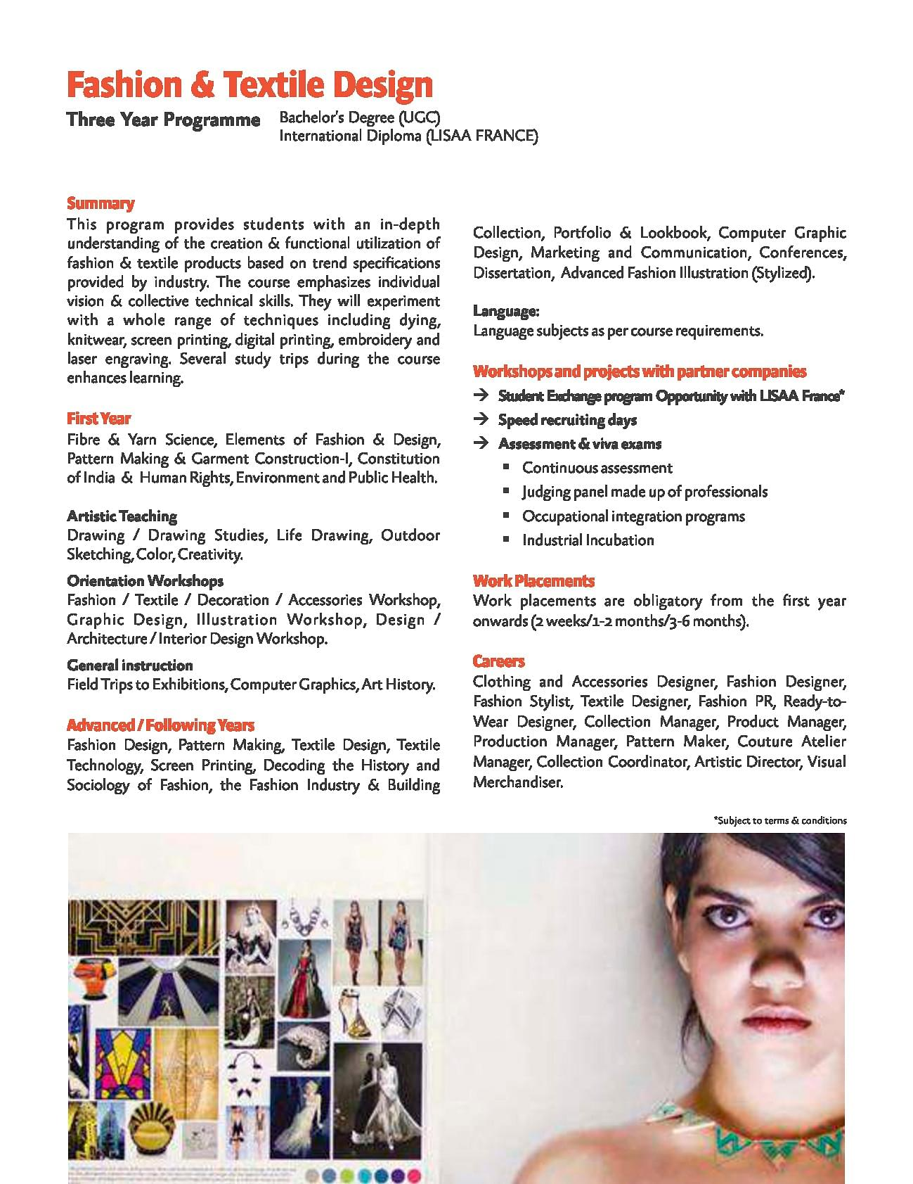 Lisaa School Of Design Courses With Eligibility Admission Ranking Fees