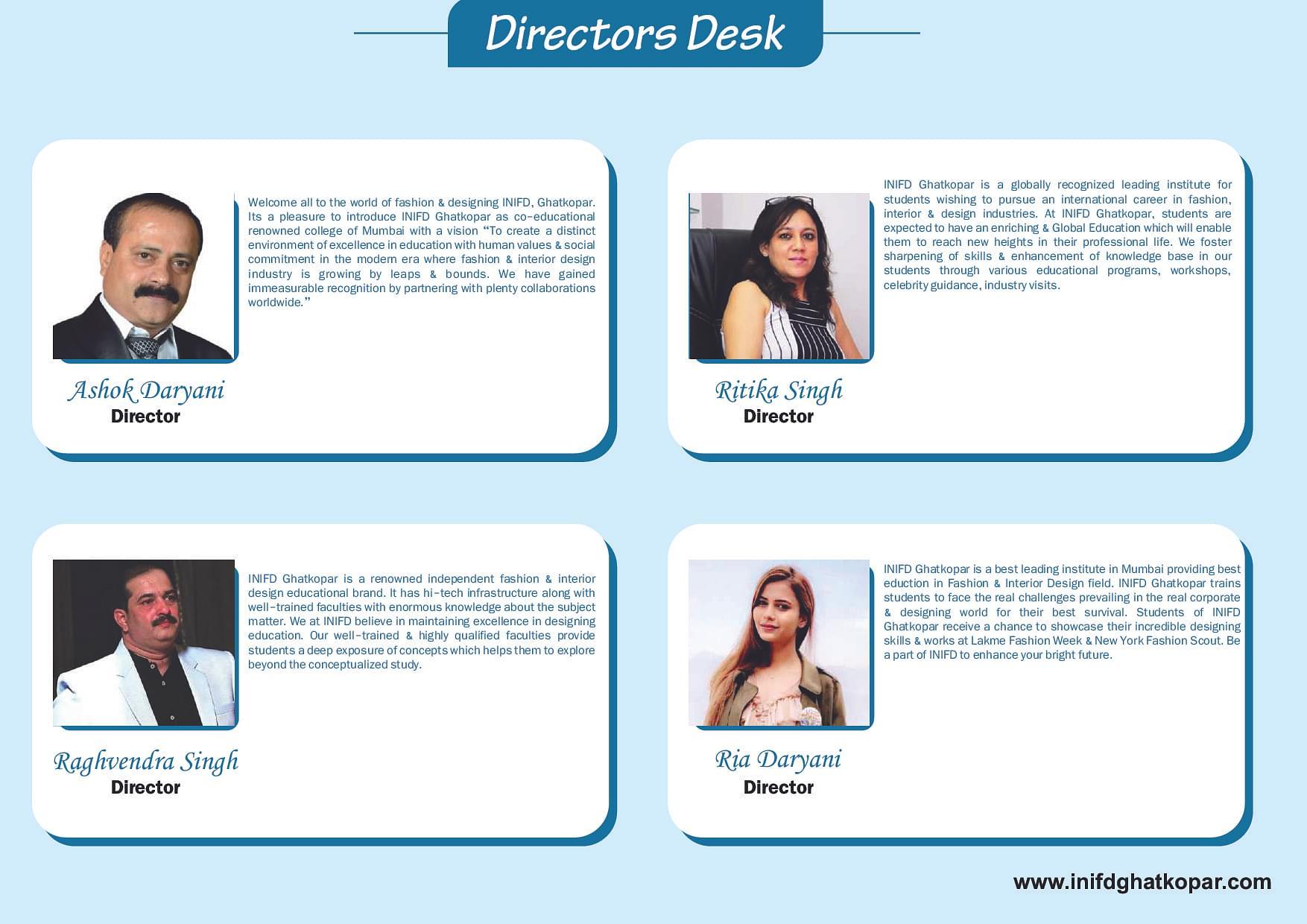 Inifd Ghatkopar Courses Fee Contact Address Placement