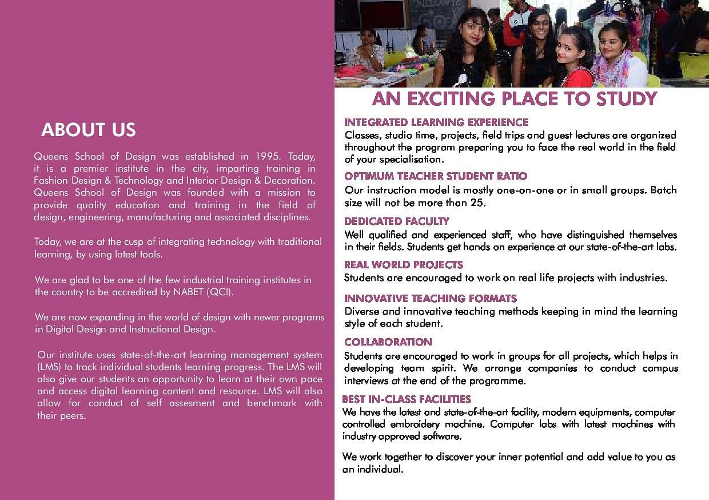 Queens School Of Design Mysore Admissions Contact Website Facilities 2020 2021